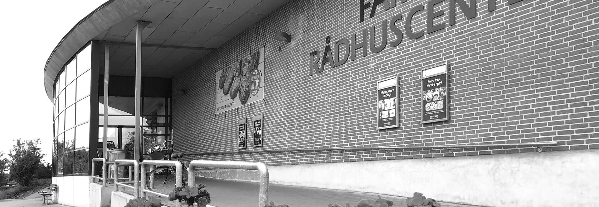 Farsø Rådhuscenter adresse