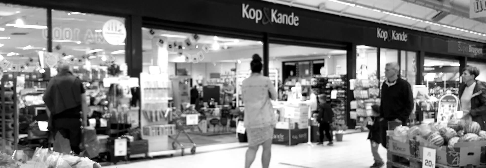 Farsø Rådhuscenter butikker