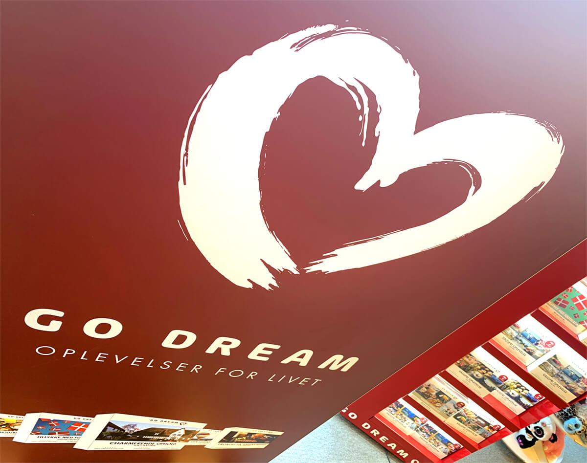 Go Dream oplevelsesgaver