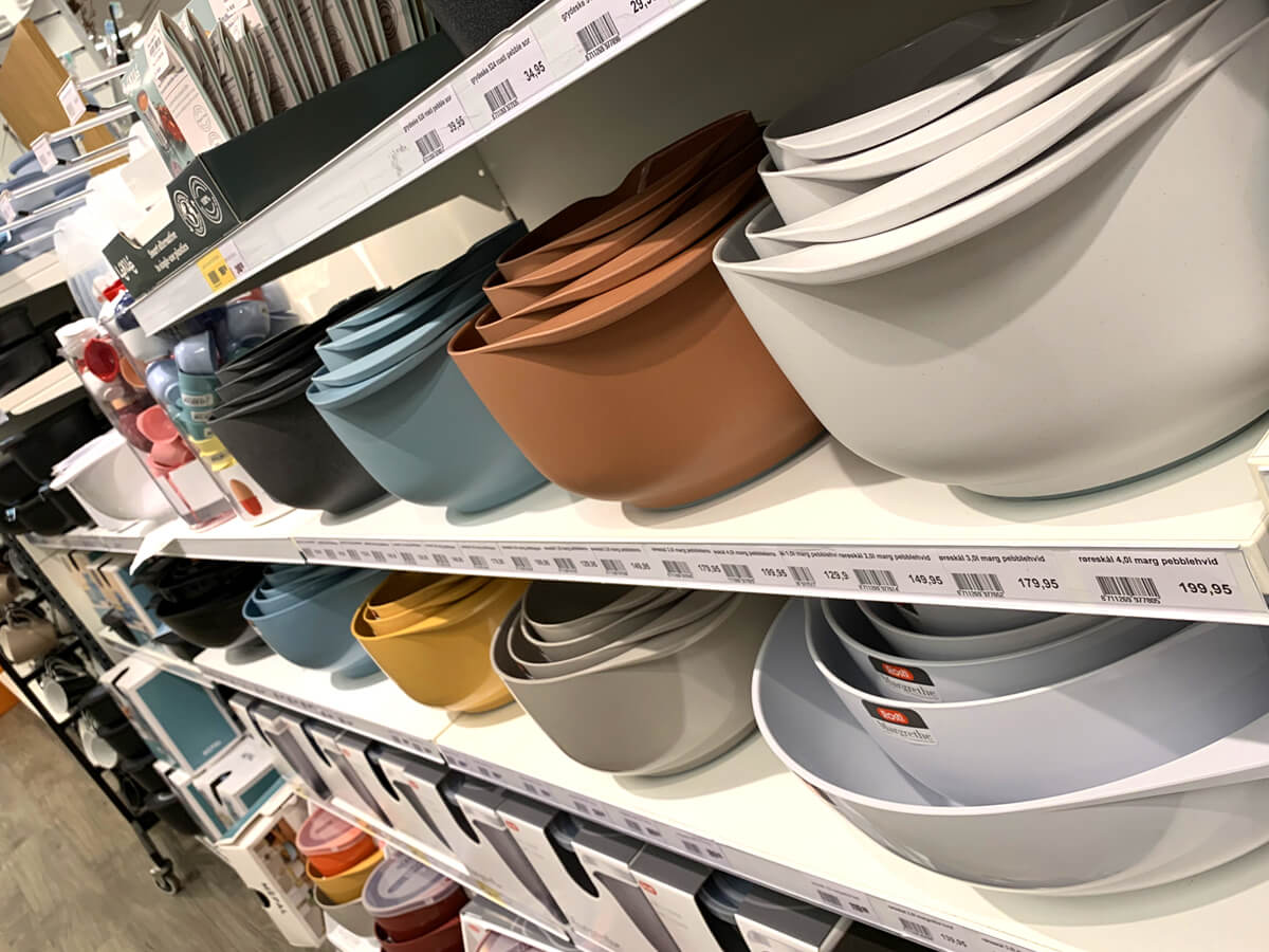 Kop og Kande Farsø køkkenartikler