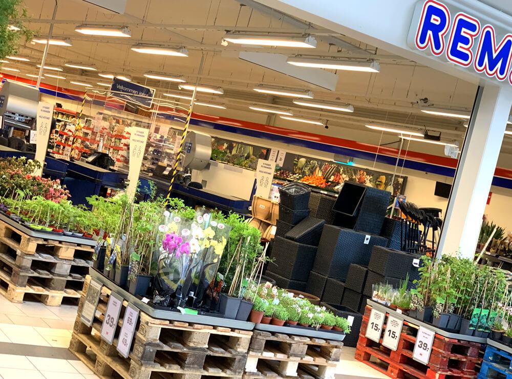 Rema 1000 Farsø, supermarked